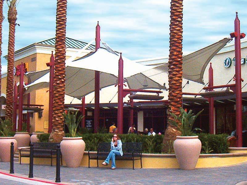 California Plaza Food Court